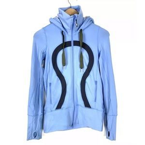 LULULEMON Long Stride Jacket Hoodie Thumbholes